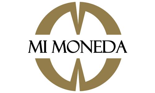logotipo joyeria mi-moneda